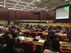 Meeting of the Committee of Experts at the Conference of Ministers 2015, Addis Ababa, Ethiopia.