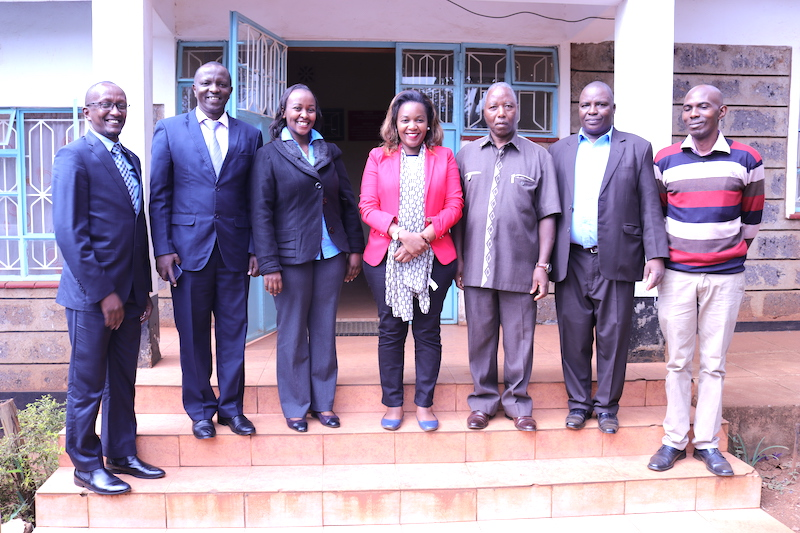 Embu County Officials & LDRI